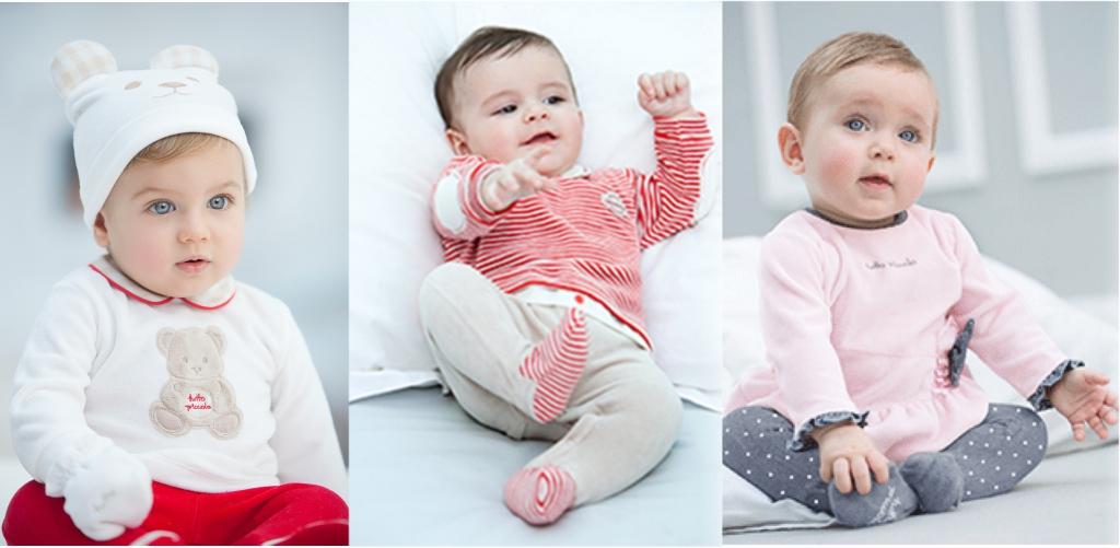 Favoritos Ideas para vestir a tu bebé en Navidad BB06